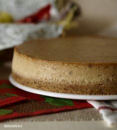 Cheesecake de turrón Jijona