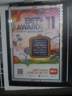 Bet Awards - June 2011 - NYC