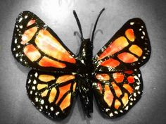 Duct Tape Butterfly
