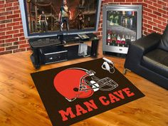 Cleveland Browns Man Cave All-Star