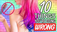 10 Everyday Things You've Been Doing Wrong!! Life Hacks You Need To Know!!
