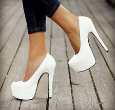 HIGH HEELS IN DIFFERENT COLORS | trendsbyte