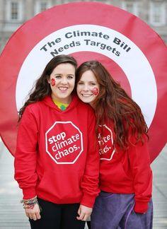 The Climate Bill Needs Targets 1 (Photo credit Sasko Lazarov Photocall Ireland - No Fee) Photo Credit, Ireland, Graphic Sweatshirt, Future, Sweatshirts, Sweaters, Image, Fashion, Moda