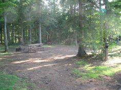 Pancake Bay Campsites, Ontario, Canada from http://www.gocampingcanada.com/