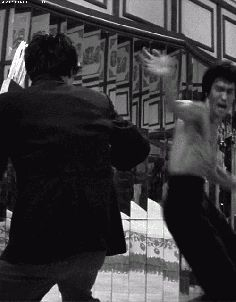 Spinning Supersize your Break Time with The Legend of Bruce Lee