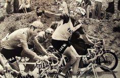 1969 > Eddy Merckx en Martin Van Den Bossche