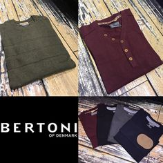 NEW #COLOR #BERTONI offer 1for5995 2for9995 vandaag in #Houten vanaf morgen in #Tiel #jeansenlifestyle #pullovers #shirts #bertoniofdenmark