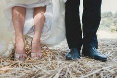 Rustic Wedding Photo
