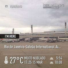Rio de Janeiro - Galeão