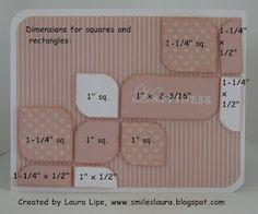 rounded corners measurments
