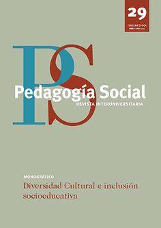 Diversidad cultural e inclusión socioeducativa Socialism, Cultural Diversity, Senior Boys, Journals, School