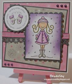 Bev's Little Craft Room: Creative Craft Challenge - Non Traditional Christmas