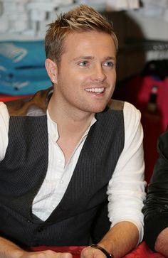 Nicky Byrne. Mr. Bright smile Kian Egan, Mark Feehily, Brian Mcfadden, Nicky Byrne, Shane Filan, Bradley Cooper, Hello Gorgeous, Celebs, Celebrities