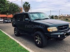 ford-explorer-1997-1-1096961 Lifted Ford Explorer, Suv 4x4, Mid Size Suv, Cool Cars, Sick, Ideas, Truck Accessories, Pickup Trucks, Cars