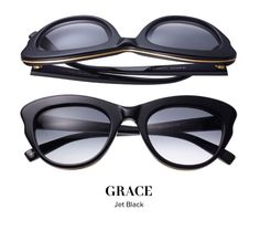 The Grace Shades from the new Thea Collection, by Warby Parker. A must have for this fall season. Comes in two colors, Jet Black & Red Canyon.   https://m.warbyparker.com/eyeglasses