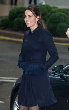 Kate Middleton attends children charity's event of which she is patron - hellomagazine.com