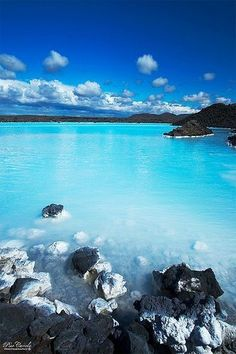 Blue Lagoon Geothermal Spa in Iceland