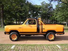 1979 Dodge Macho Power Wagon Pick-Up Truck Dodge Ram 4x4, Dodge Pickup Trucks, Ram Trucks, Dodge Rams, Dodge Cummins, Dodge 300, Dodge Auto, Lifted Trucks, Dodge Power Wagon