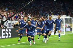 Argentina es el primer finalista de la Copa América Centenario