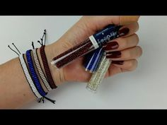 Beaded Jewelry Designs, Creations, Jewelry Making, Beaded Bracelets, Make It Yourself, Beads, How To Make, Crafts, Accessories