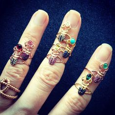 Las joyas de Daniela Villegas