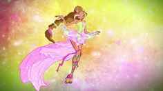 winx club flora harmonix transformation season 5