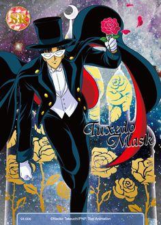 TUXEDO MASK Tuxedo Mask, Sailor Moon Wallpaper, Sailor Moon Manga, Stuck In My Head, Chiba, Sailor Moon Crystal, Sailor Scouts, Power Rangers, Manga Anime