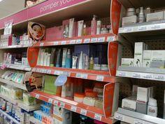 Point of Purchase Design | POP Design | POS Design | Health & Beauty POP | shelf talker