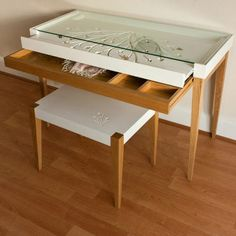Eve Dressing Table and Stool in home furnishings  Category - Oh how I wish I could find this!!!!!!!!!