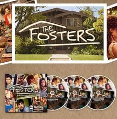 Free Stuff : Free The Fosters DVD from ABC Family TV