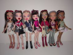 Bratz Funk out 2003 collection