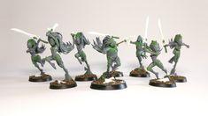 Eldar 40k, Dark Eldar, Witch Elves, Stormcast Eternals, Grey Knights, Sci Fi Models, Space Wolves, Warhammer 40k Miniatures, The Grim