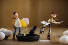 Mitchel Wu Creates Stunning Toy Stories to Show The Absurdities of Life #inspiration #photography