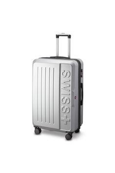 ✅super levné stříbrné příruční zavazadlo ✅ nízká hmotnost ✅ doprava zdarma