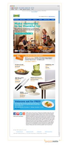 Brand: IKEA | Subject: Dig in to family memories!