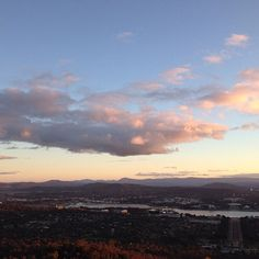 nstagrammer young_rebecca captured this gorgeous view from the Mount Ainslie Summit overlooking Canberra! Thanks for sharing and tagging #visitcanberra