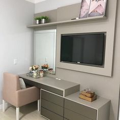 Interior Living Room Design Trends for 2019 - Interior Design Bedroom Closet Design, Home Room Design, Home Office Design, Home Bedroom, Interior Design Living Room, Bedroom Decor, Rooms Home Decor, Dream Rooms, New Room