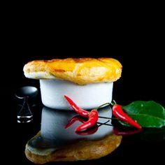 Thai Curry Chicken Pot Pie Recipe - ZipList
