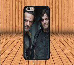 Rick GrimesThe Walking Dead for iPhone 5/5S/SE Hard Case Laser Technology #designyourcasebyme