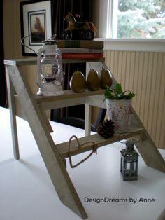 DesignDreams by Anne: DIY Mini Stepladder