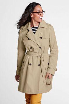 British Duffle Women's Made in England Long Duffle Coat - Camel ...