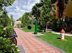 AMLI dog park Flagler Village in Ft. Lauderdale, FL.  #puppied