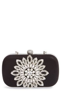Natasha Couture Vintage Flower Clutch available at #Nordstrom
