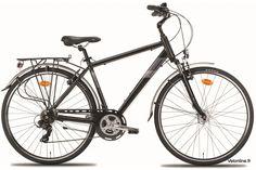 Vélo VTC pas cher pour homme - Montana blue city - 19 ou 21 pouces, 21 vitesses. Garanti 2 ans. Achetez votre VTC Montana Blue city au meilleur prix !