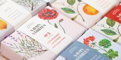 Savon Stories — The Dieline - Package Design Resource