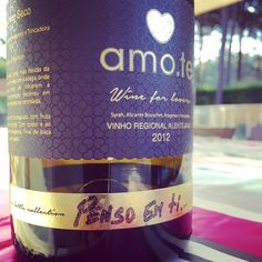 www.amote.pt Wine for Lovers