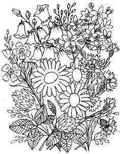 Tekenen on pinterest watercolor eyes bloemen and paintings - Warme en koude kleuren in verf ...