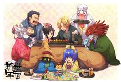 Final Fantasy 9 Amarant