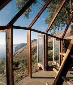 Big Sur, California, Mickey Muennig's architecture