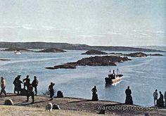 The coast of Norway 1940